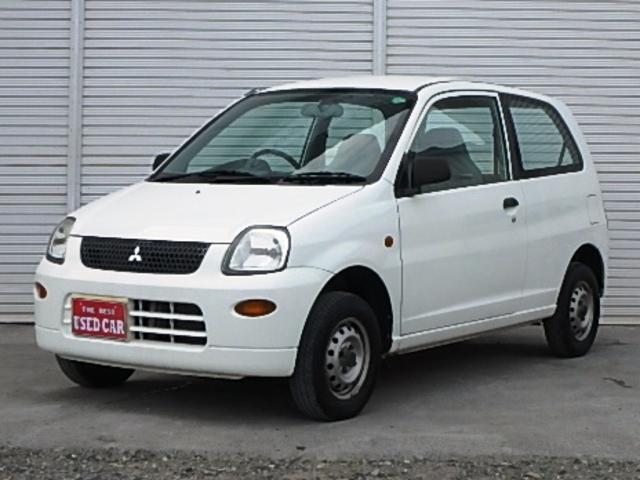 三菱 ミニカ ライラ エアコン パワステ オートマ車 (車検整備付)
