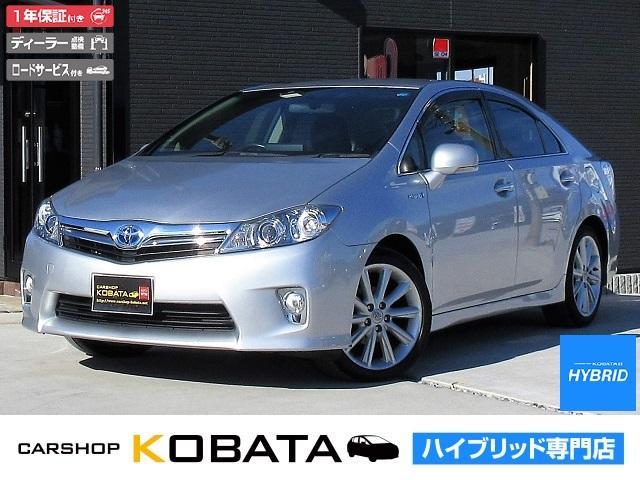 トヨタ S 純正HDD地デジ Bカメラ スマートキー 1年保証付
