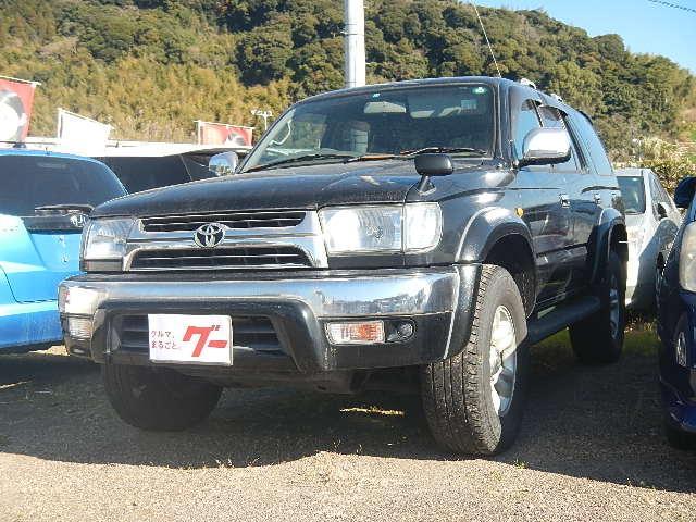 トヨタ SSR-V ブラックナビゲーター