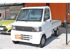 ミニキャブトラックVX−SE 4WD 5速マニュアル エアコン パワステ