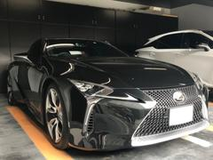 LC LC500 V8