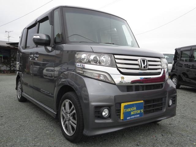 「ホンダ」「N-BOX」「コンパクトカー」「熊本県」の中古車