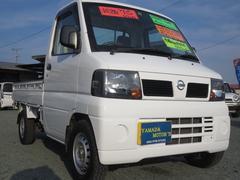 クリッパートラックDX 4WD 5速MT エアコン パワステ HI LOモード