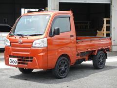 ハイゼットトラックスタンダード 4WD 社外15AW フルセグTVナビ