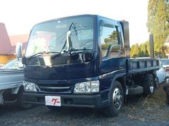 タイタントラックダンプ 4300ディーゼル 林業仕様 オートエアコン 5MT