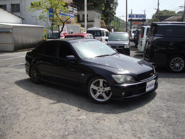トヨタ RS200 クオリタートタコ足