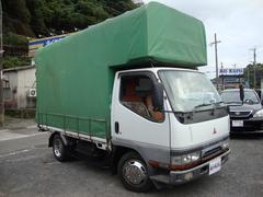 キャンター幌 ワンオーナー 1.5t ハイパワー4600CC