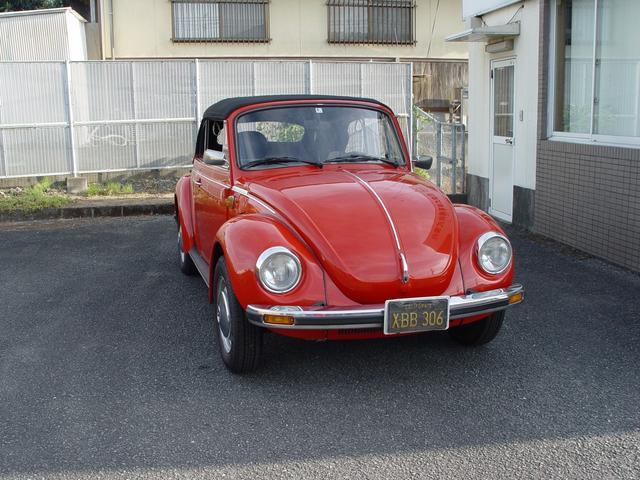 「フォルクスワーゲン」「VW ビートル」「オープンカー」「熊本県」の中古車