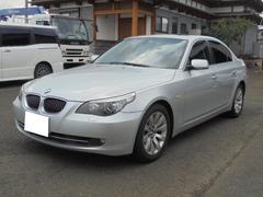 BMW530i ディーラー車 サンルーフ 本革シート HIDライト