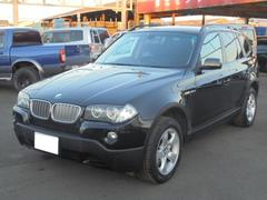 BMW X3xDrive 25i 4WD 純正ナビ 前列パワーシート