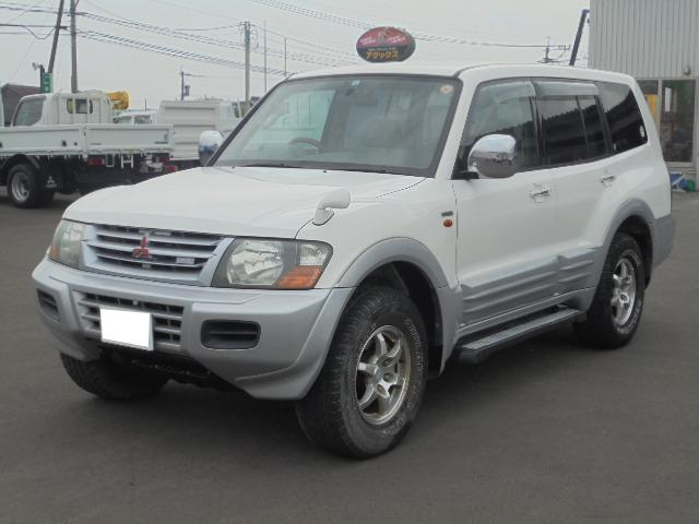 三菱 ロング エクシード 4WD ディーゼル SDナビTV