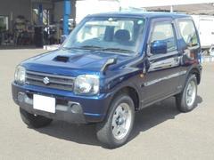 ジムニーXG メモリーナビ フルセグTV 4WD 背面タイヤ