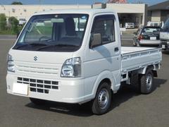 キャリイトラックKCエアコン・パワステ農繁仕様 4WD 届出済未使用車
