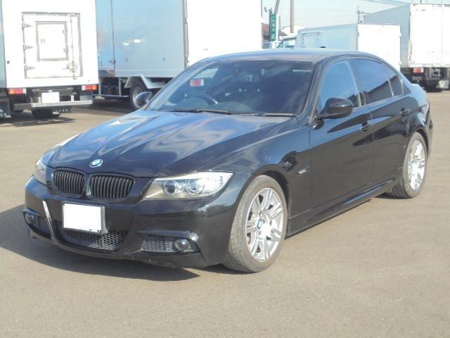 BMW 320i Mスポーツパッケージ 純正ナビ 純正アルミ HID