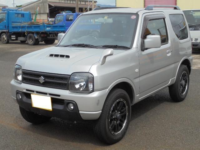 スズキ XC ワンオーナー 4WD 16インチAW キーレス ETC