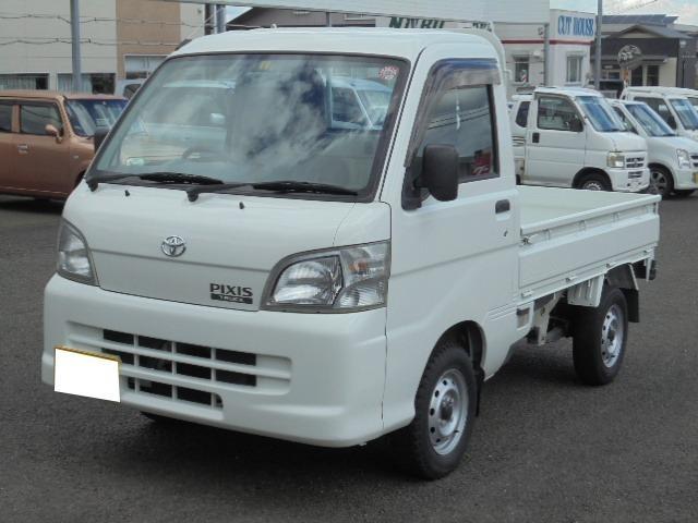 トヨタ スペシャル農用VER 4WD 5速MT エアコン パワステ