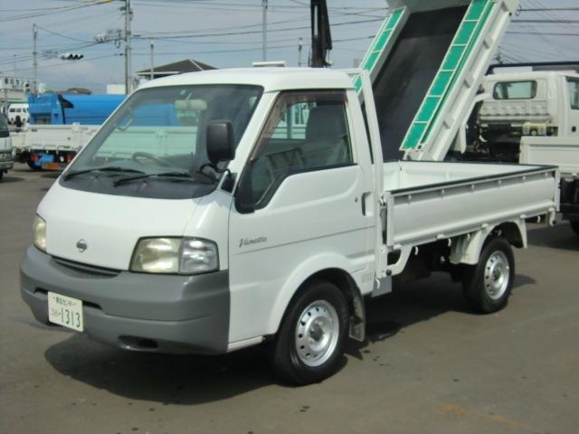 日産 0.85t 4WD ワンオーナー ガソリン車