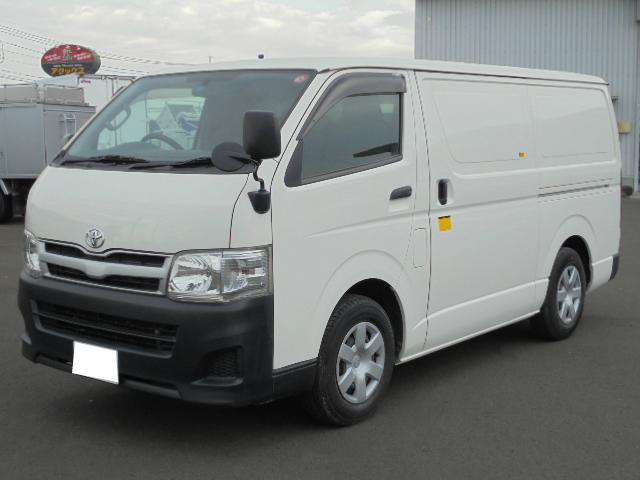 トヨタ 中温冷凍車