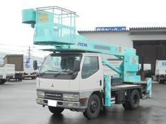 キャンター高所作業車12.6m