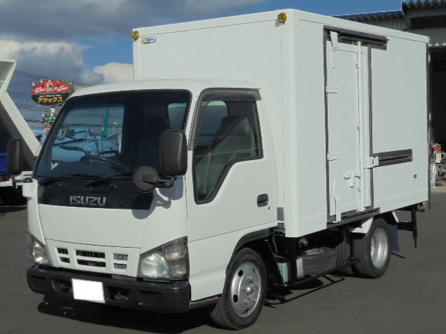 いすゞ 2.0t ディーゼル 保冷車 5速マニュアル 車検整備付き