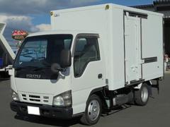 エルフトラック2.0t 保冷車 5速マニュアル車