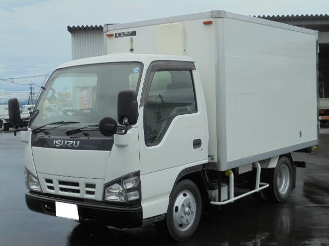いすゞ 2.0tディーゼル マイナス5度冷凍冷蔵 5速マニュアル車