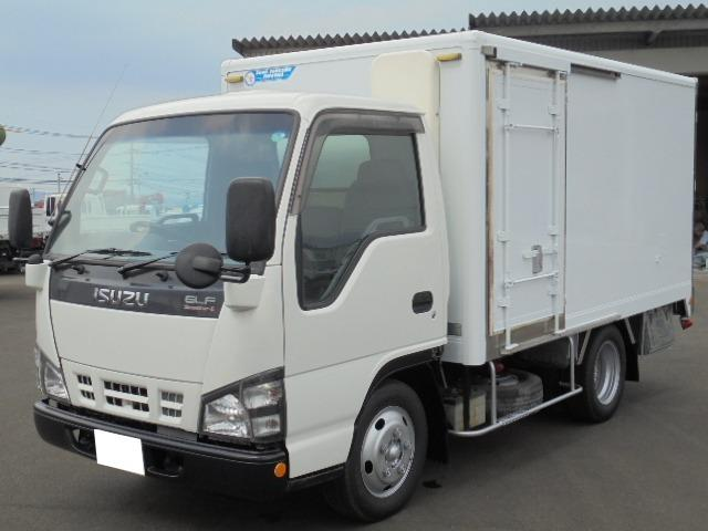 いすゞ 2.0t ディーゼル マイナス30度冷凍車 5速マニュアル車