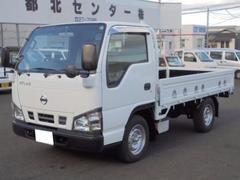 アトラストラック1.45t 高床平ボディ 5速マニュアル