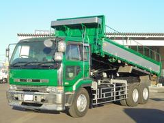 UDトラックス11.8t ダンプ 電動コボレーン付き