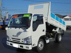 エルフトラック2.0tダンプ 4WD