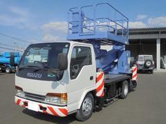 エルフトラック道路作業車 普通特種8ナンバー ディーゼル車