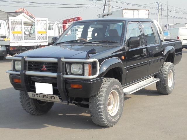 三菱 Wキャブ4WD