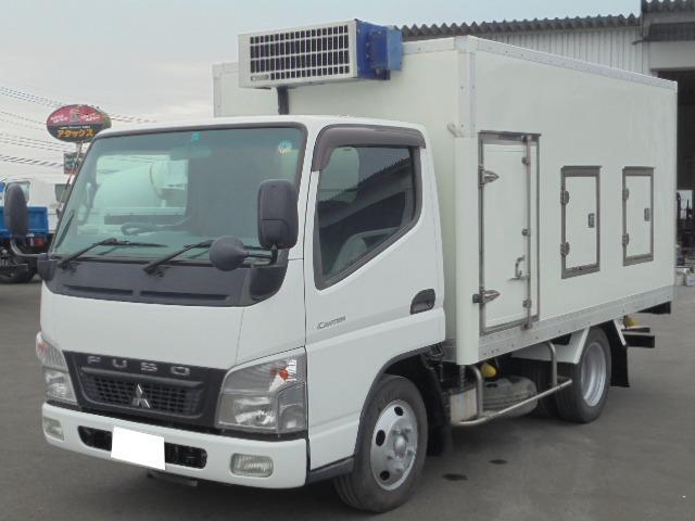 三菱ふそう 2.0t 低温冷凍車 スタンバイ付き ETC 5速マニュアル