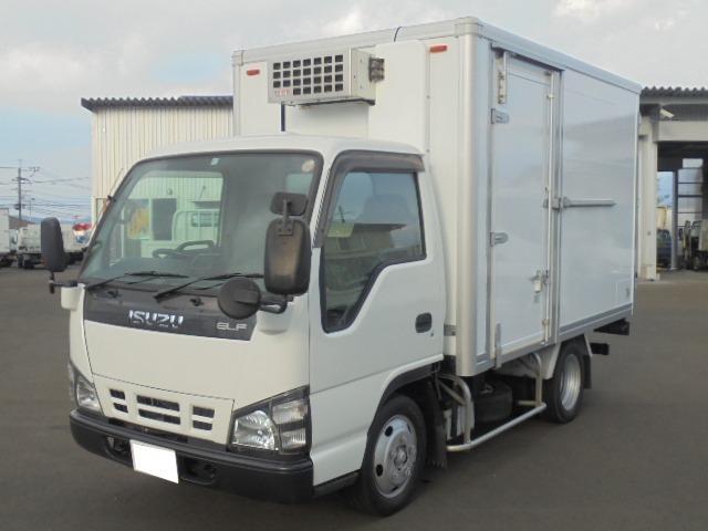 いすゞ 2t マイナス30度冷蔵冷凍車 バックカメラ DPD車