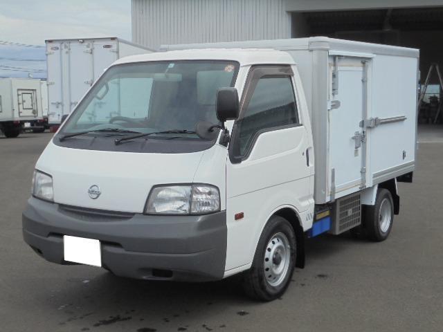日産 冷蔵冷凍車 マイナス25度から+30度設定