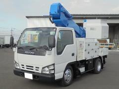 エルフトラック9.9m 高所作業車 5速ミッション DPD車