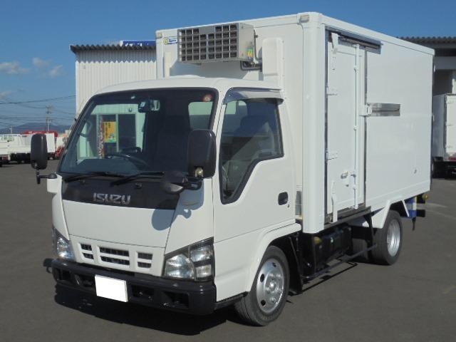 いすゞ 2.0t 冷凍冷蔵車 マイナス30度からプラス30度