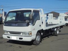 エルフトラック3.6tディーゼル 積載車 6ミッション 3ペダル ETC
