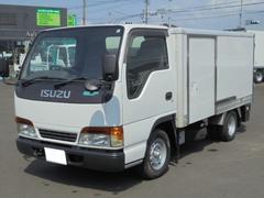 エルフトラック1.5t 冷凍冷蔵車 マイナス5度からプラス25度