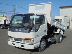 エルフトラック2.0t 低床ダンプ 5速MT 走行距離120185km