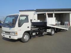 エルフトラック2.0t 積載車 ラジコン付き ディーゼル 6速マニュアル車