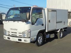 エルフトラック1.5t 冷凍冷蔵車 マイナス5度〜+30度 バックモニター