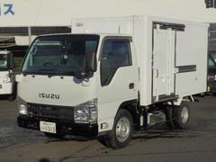 エルフトラック1.5t 低温冷凍車 マイナス30度〜30度 バックカメラ