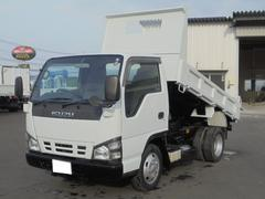 エルフトラック2.0tダンプ ディーゼル 切り替え式4WD ワンオーナー