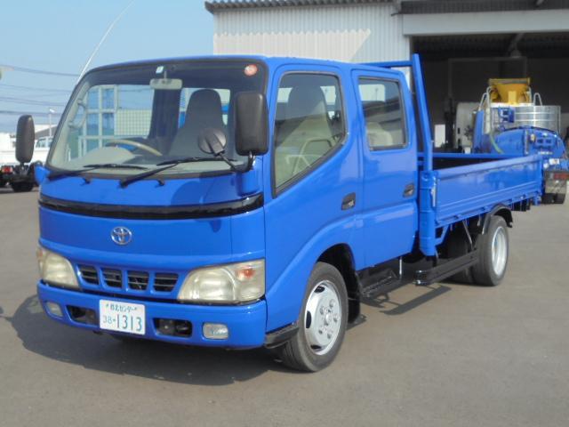 トヨタ 2.0tWキャブワイドロング ディーゼル オートマ車 ETC