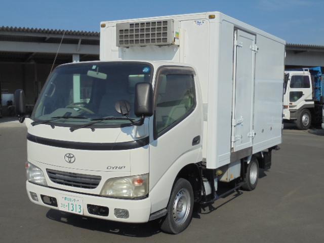 トヨタ ダイナトラック 1.3t 冷凍冷蔵車 マイナス22度から35度 5速MT