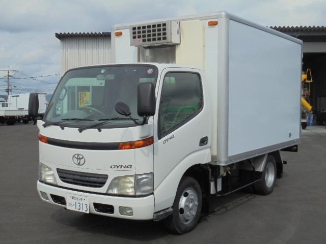 トヨタ  2.0tディーゼル・冷蔵冷凍車・マイナス5度からプラス25度・左電動格納ドアミラー・ETC・車検整備付き・オートマ車