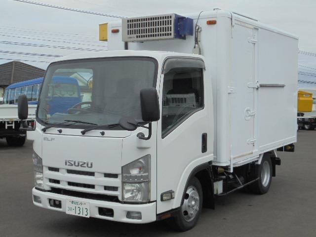 いすゞ  1.75tディーゼル 冷蔵冷凍車 マイナス30度から20度設定 左サイドドア オートマ車