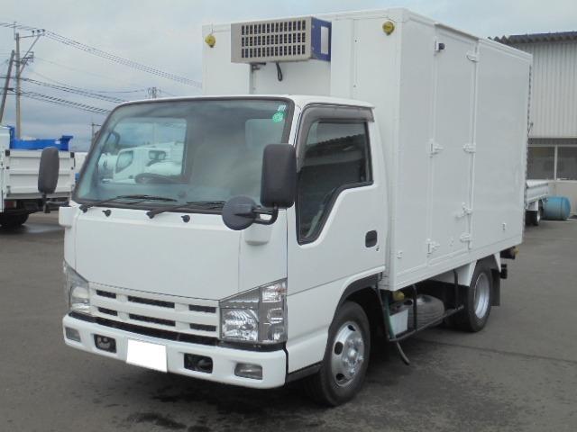 いすゞ  2.0tディーゼル 冷蔵冷凍車 ダイヤル式0度から20度設定 キーレス ETC 左側電動格納ミラー