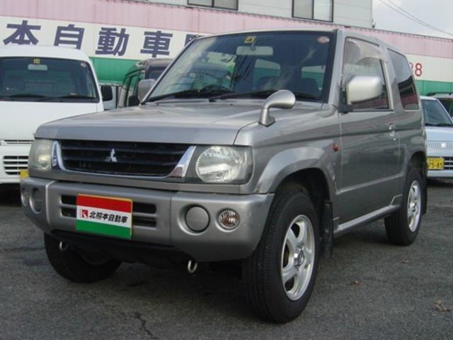 三菱 X 2WD キーレス アルミ 背面タイヤ